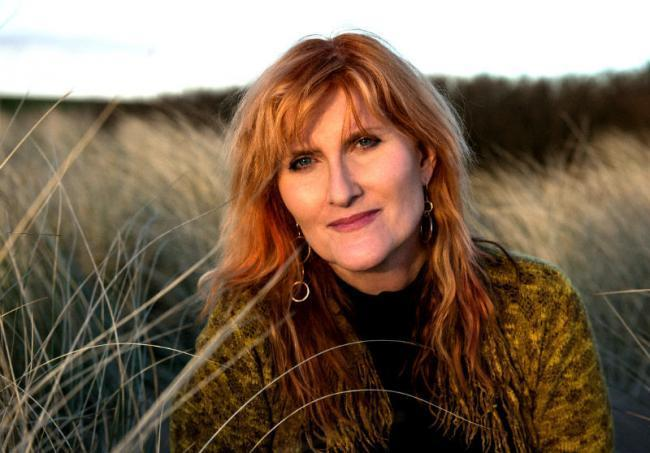 Eddi Reader was at the Floral Pavilion in New Brighton as part of the International Guitar Festival. Picture: Genevieve Stevenson