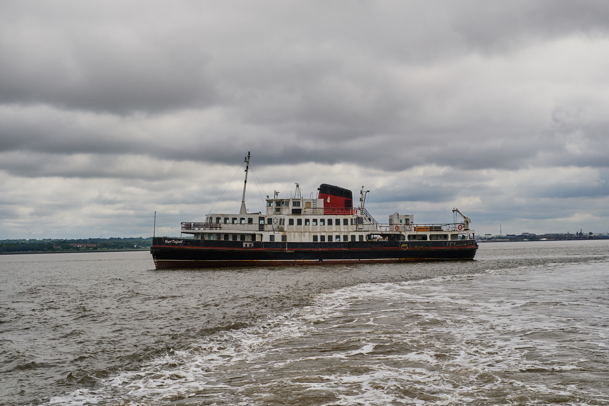 Former Mersey Ferry Royal Daffodil embarks on new adventure as food, drink and events venue