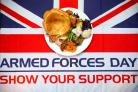 Toby Carvery are giving away free meals on Armed Forces Day
