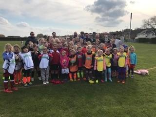 West Kirby United are looking for the next generation of female football stars