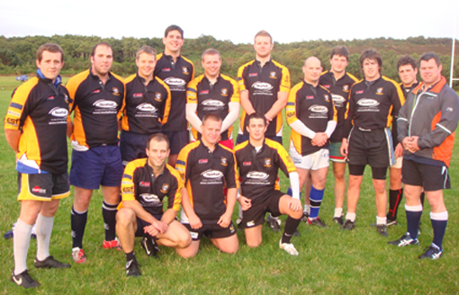 Caldy RFC: new season, new signings, new challenge