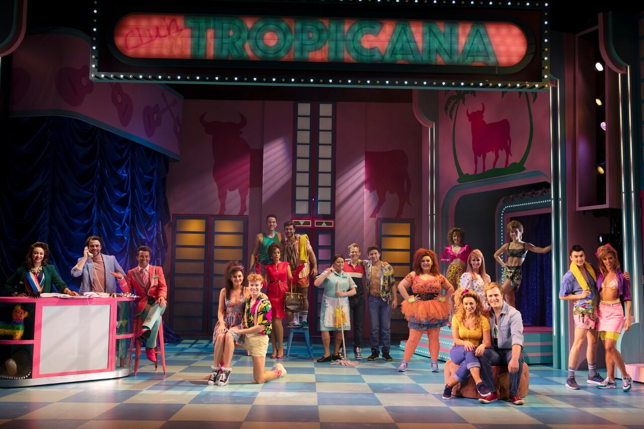 REVIEW: 'Club Tropicana - the musical' at Liverpool Empire