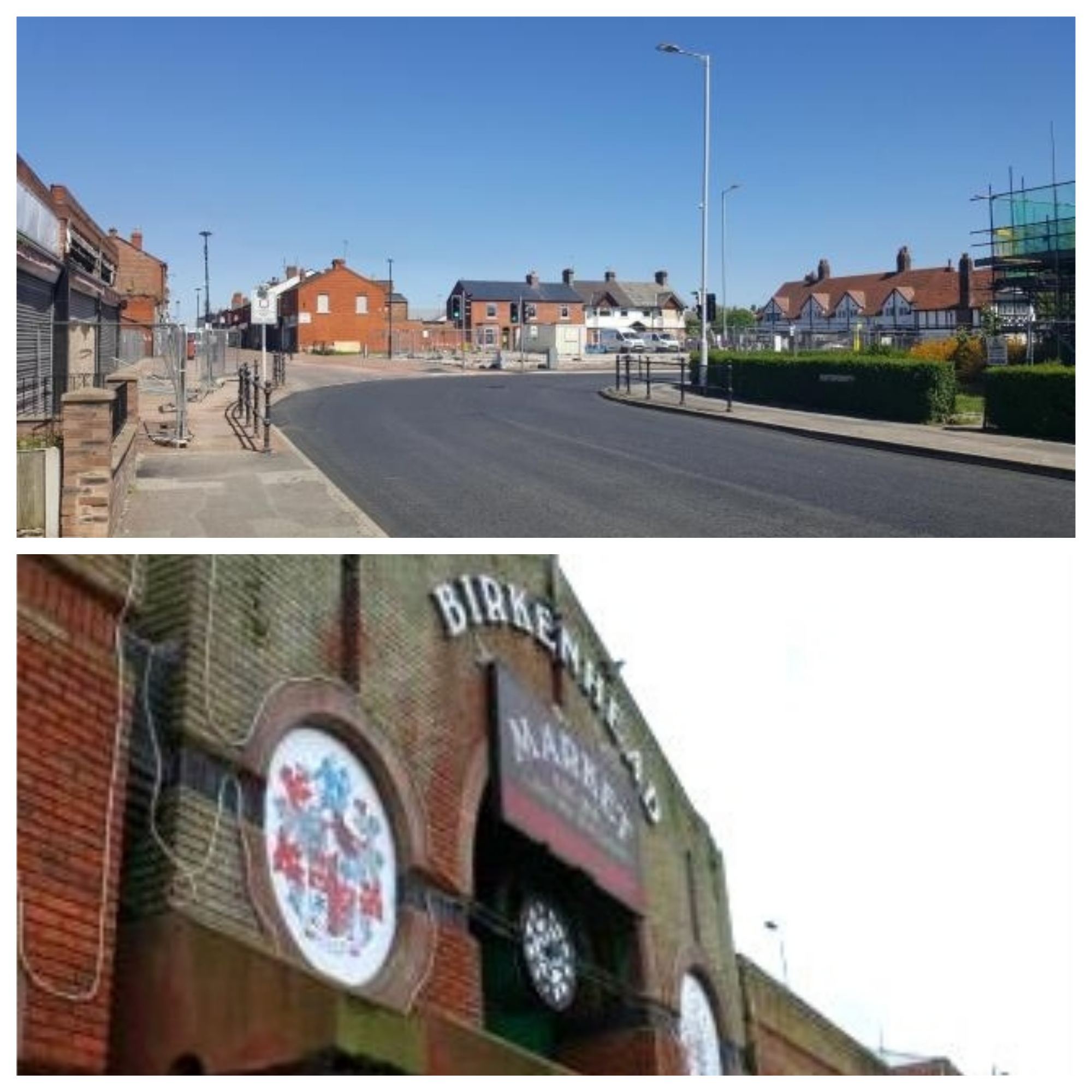 Wirral high street regeneration plans shortlisted for Government cash