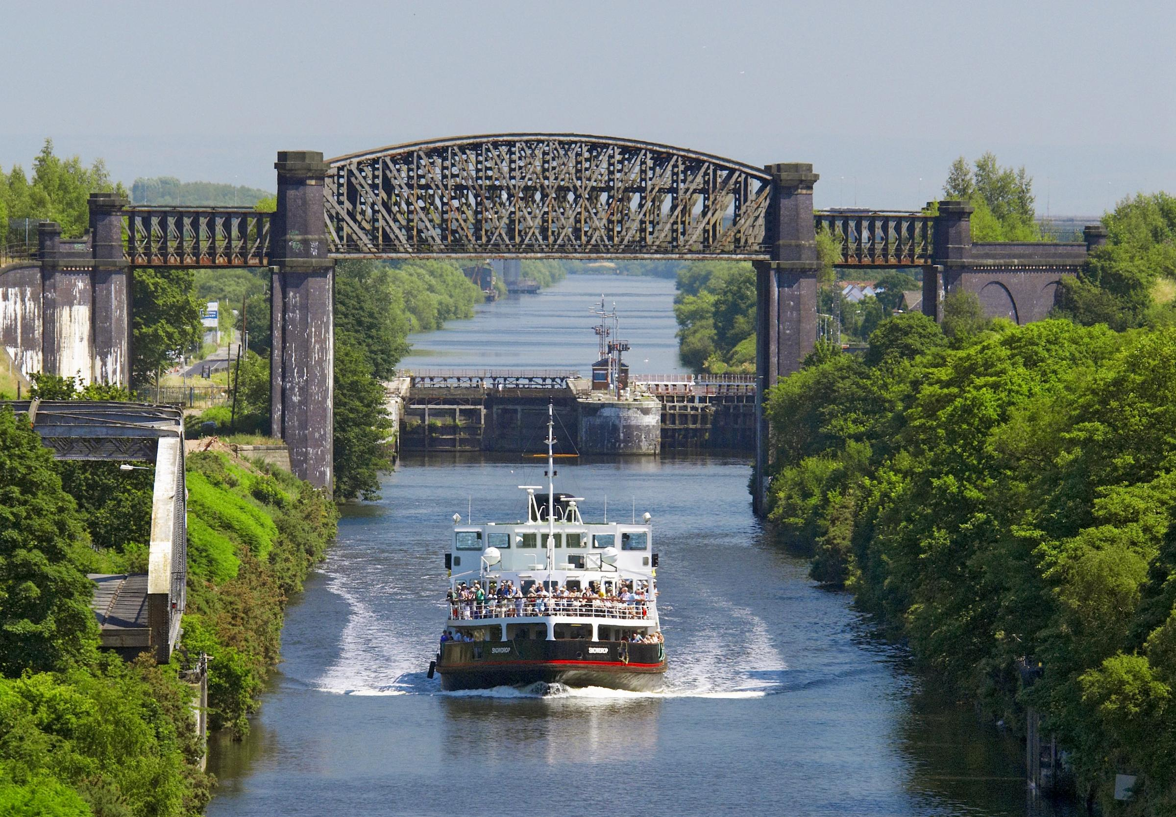 Mersey Ferries: Manchester Ship Canal Cruise