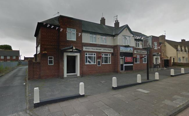 Woodchurch Pub, Grass Wood Road (Google Maps)