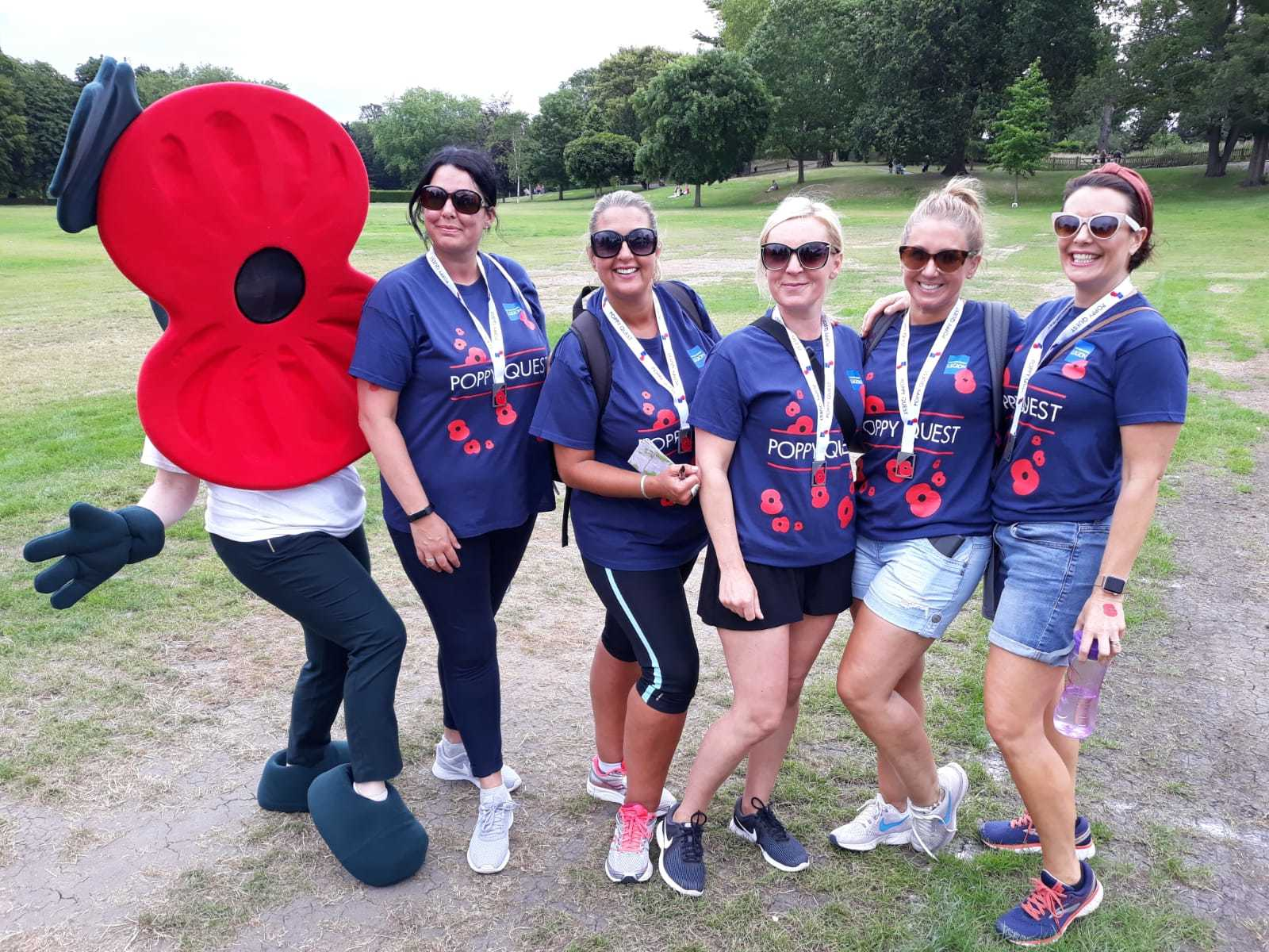 What is the Poppy Quest and how you can get involved