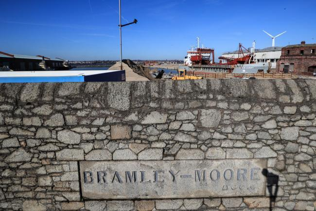 Everton is bringing it's People's Project public consultation about the future of Goodison Park and Bramley-Moore Dock to Birkenhead and New Brighton