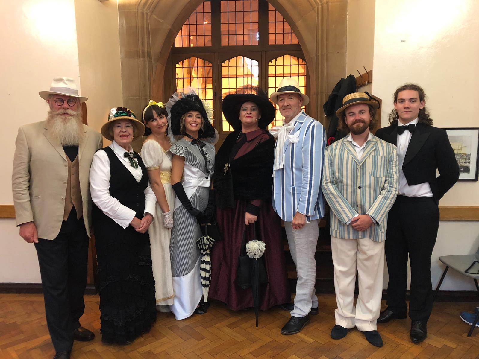 REVIEW: The Importance of Being Earnest from Liverpool Parish Church Theatre Company