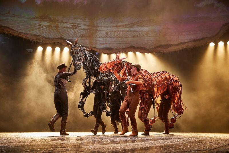 REVIEW: War Horse at Liverpool Empire