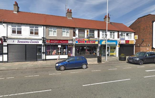 Emergency services were called at around 12.45am on Thursday, August 1 following reports a 53-year-old man had been assaulted outside a Kebab House in Liscard Village (Google Maps)
