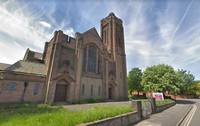 Merseyside Police were called to the former Manor Church Centre on Friday,  August 2 (Google Maps)