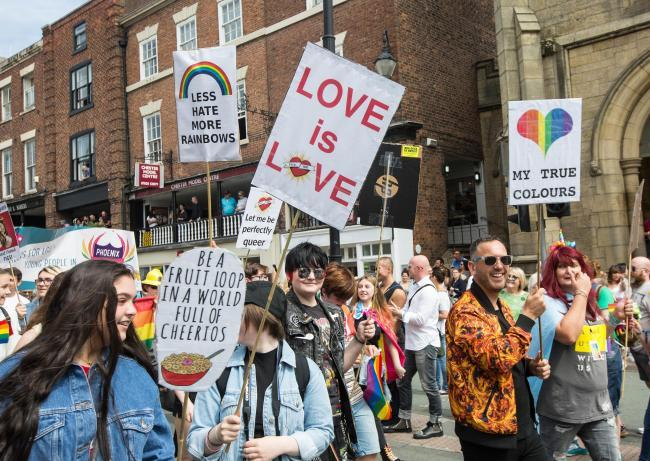 Chester Pride 2019 has been postponed.