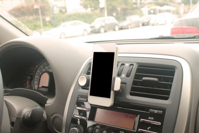 Computer, Computer Monitor, Driving, Equipment, Hands-free Device.
