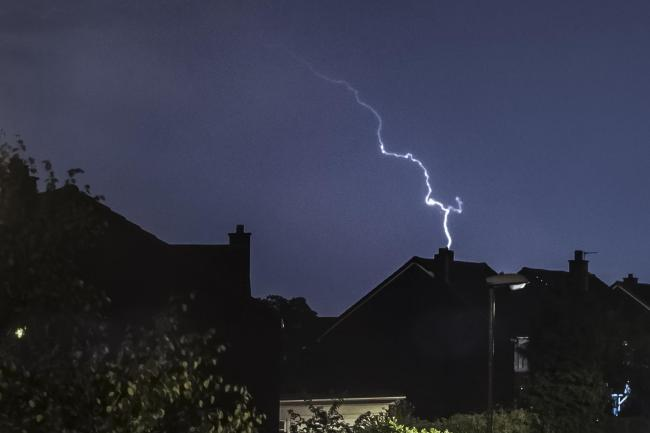 Blackout report blames 'extremely rare' lightning strike