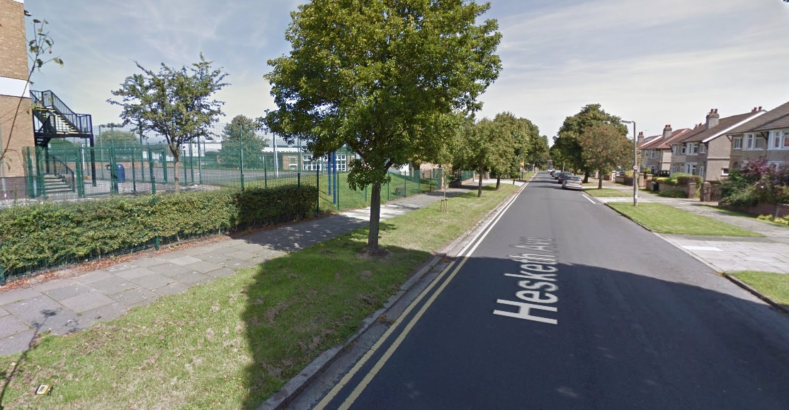 Young boy left 'shaken' after he was approached and offered sweets by man outside school