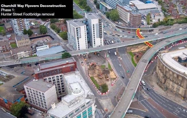 Access to Birkenhead Tunnel will be restricted this weekend