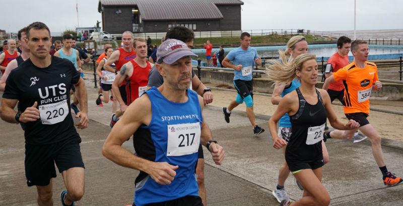 More than 400 take part in Hoylake 10k coastal charity fun run