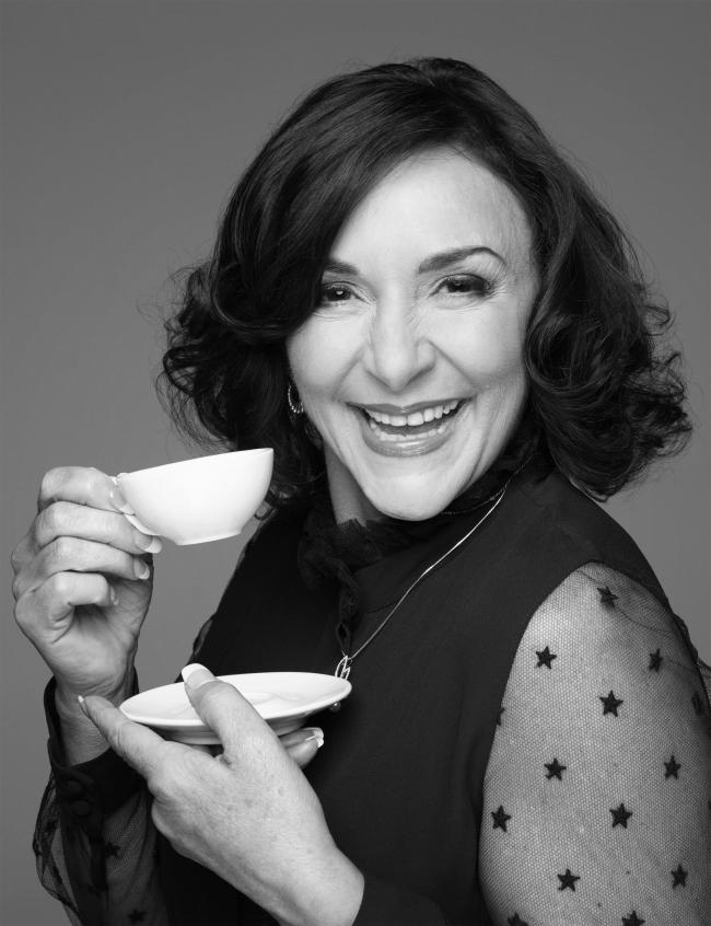 Shirley Ballas in the Rankin photoshoot (Rankin/Macmillan)