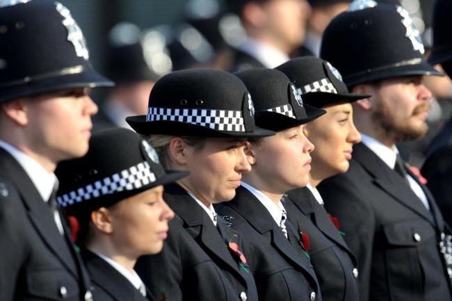 Increase in police budget will see 200 extra officers in Merseyside
