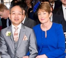 Richard and Angela Wong, aged 62 and 56 respectively, died after their car was involved in a collision on the M56 on Thursday 19 September.