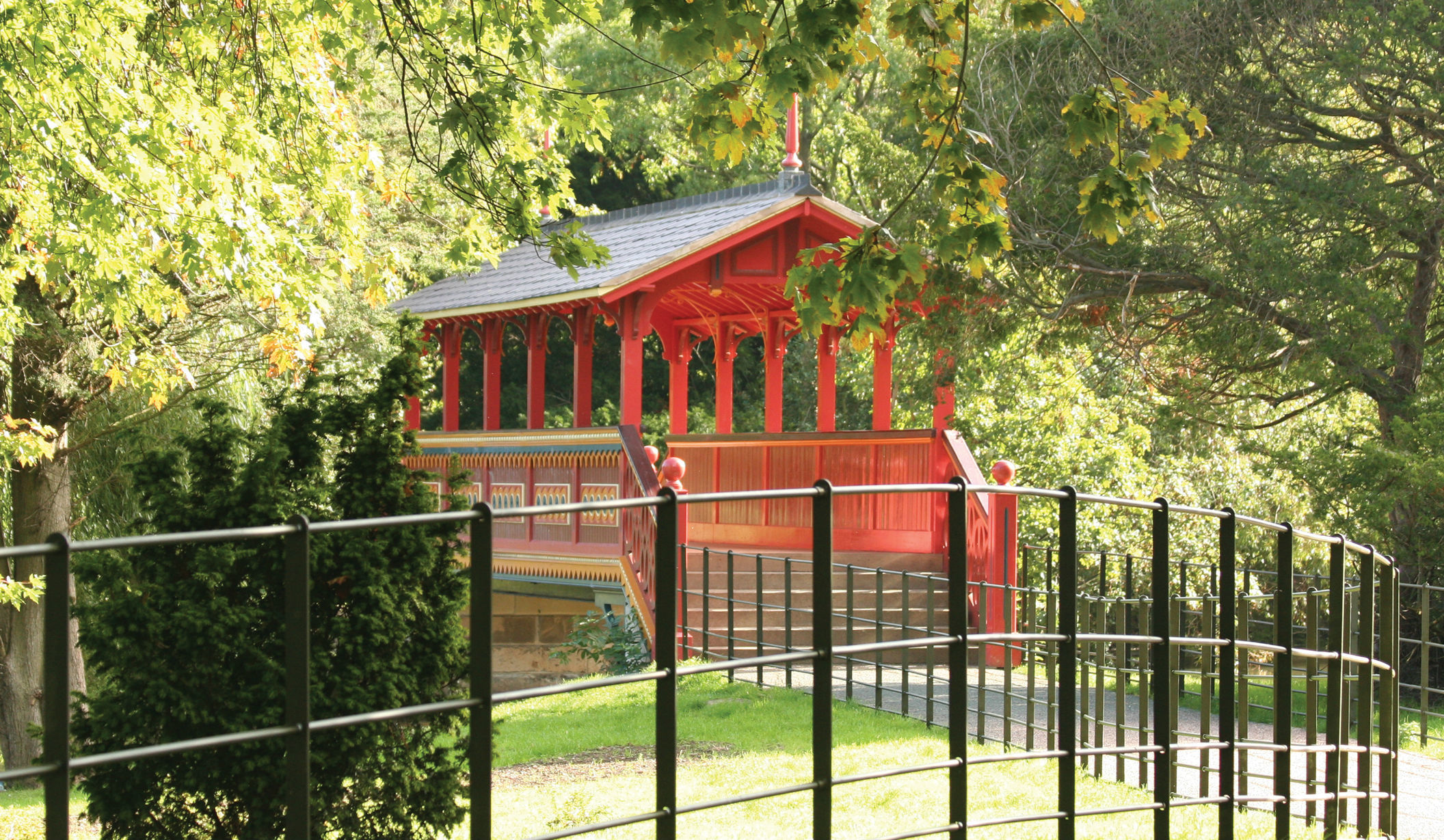Honours for Wirral parks