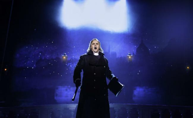 Review Les Miserables At Empire Theatre Liverpool Wirral Globe