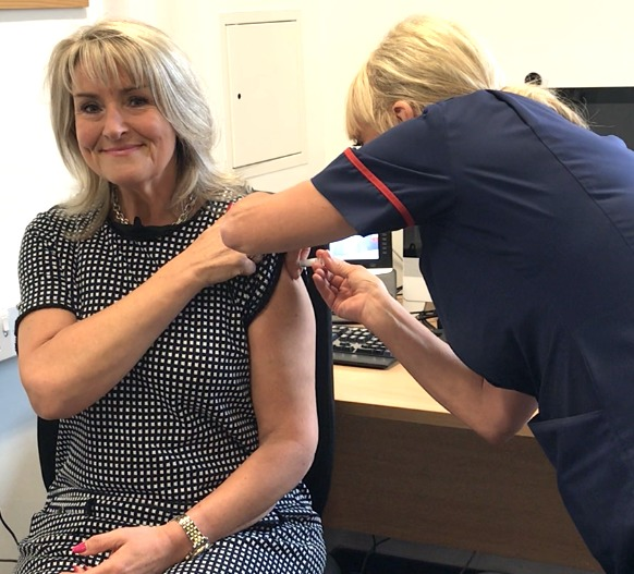 Karen Howell's health column: 'Protect yourself from flu today'