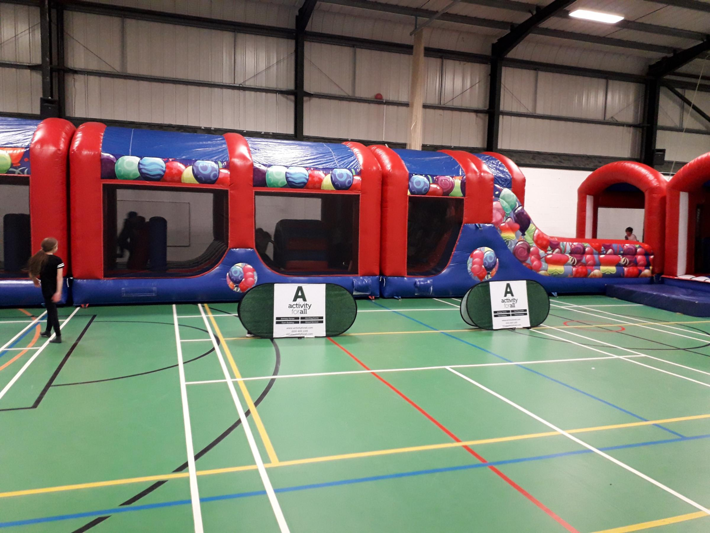 October half-term activity camp from creators of Inflation Wirral