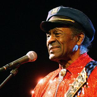 Wirral Globe: Chuck Berry to play Newport