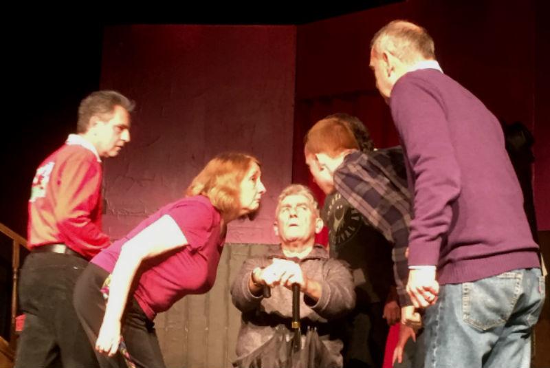Bebington Dramatic Society bring 'Hangmen' to Gladstone Theatre - Wirral Globe