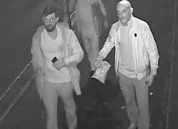 Police want to speak to these men in connection with an assault on Old Chester Road (Merseyside Police)