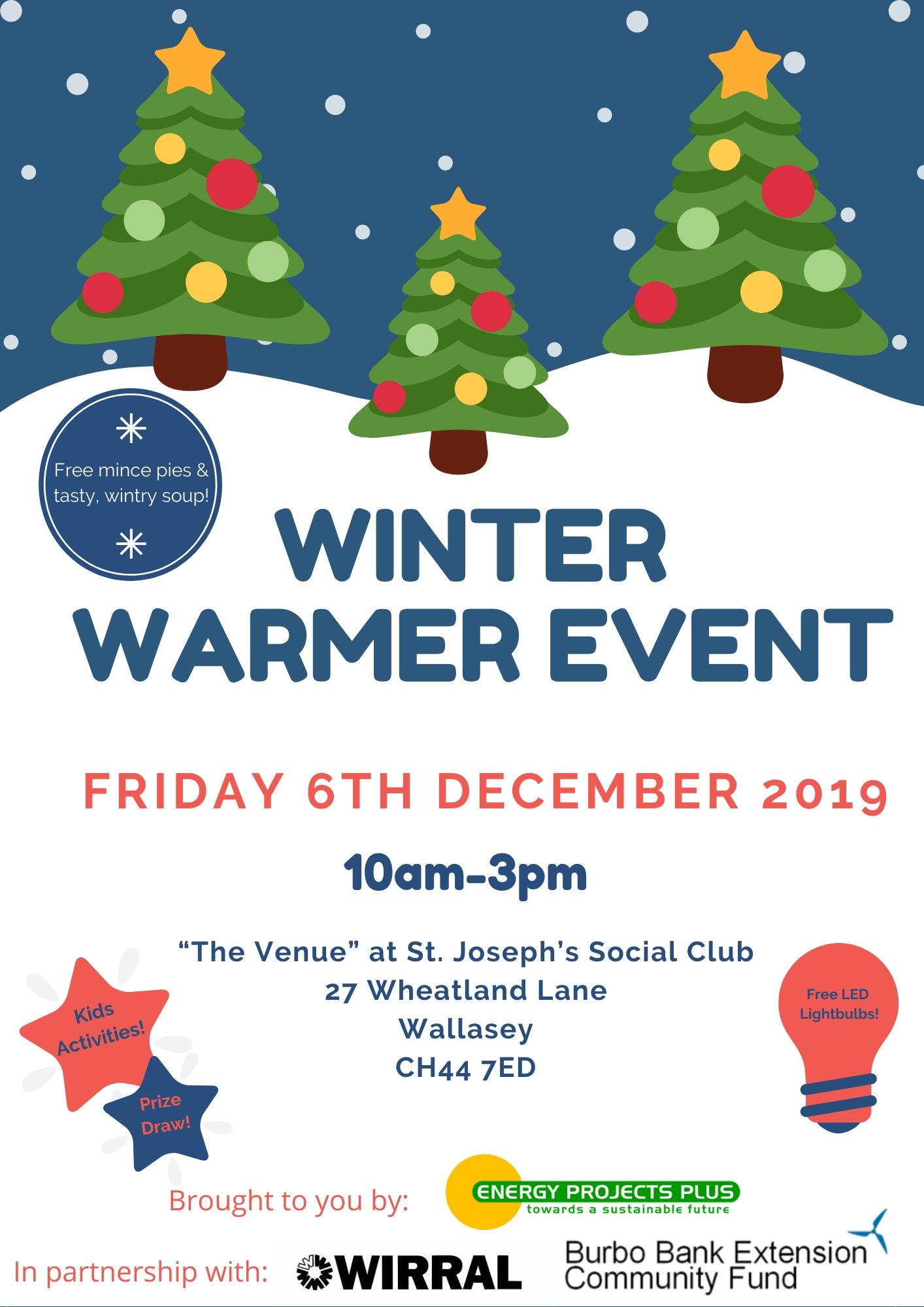 Winter Warmer Event