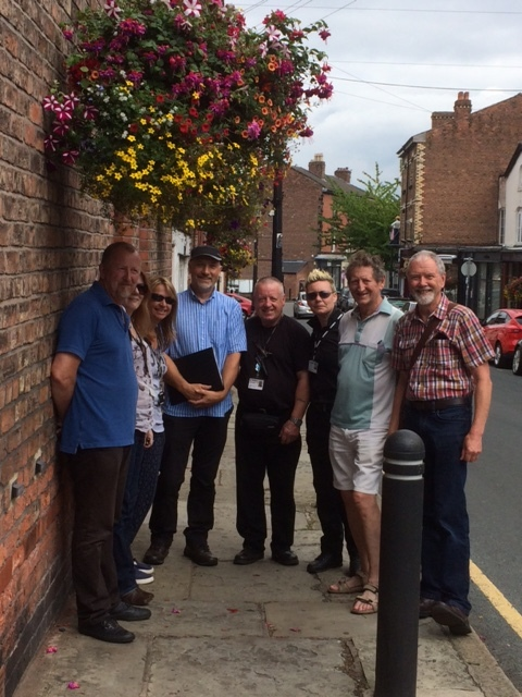 Flower power wins gold hat-trick for Oxton Society