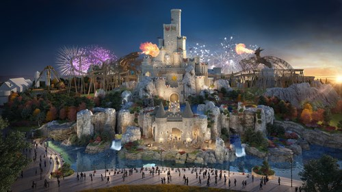 First look at UK theme park The London Resort set to rival Disneyland