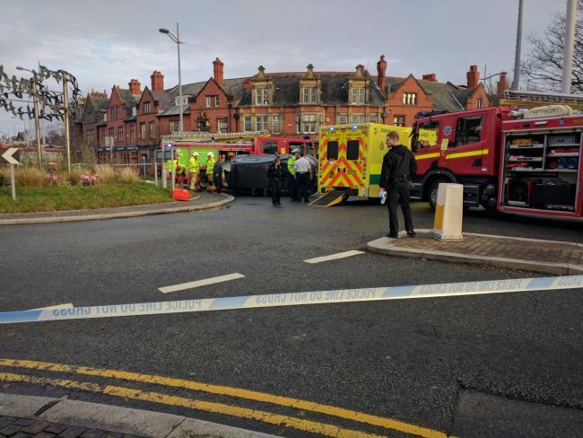Man dies a week after being hit by car in Hoylake