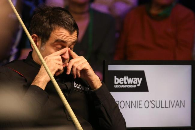 Ronnie O'Sullivan insists personal reasons has nothing to do with his decision not to enter the Masters