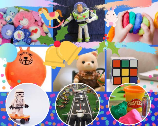 Space Hopper, Uno and Nerfball: What was the most popular gift the year YOU were born?