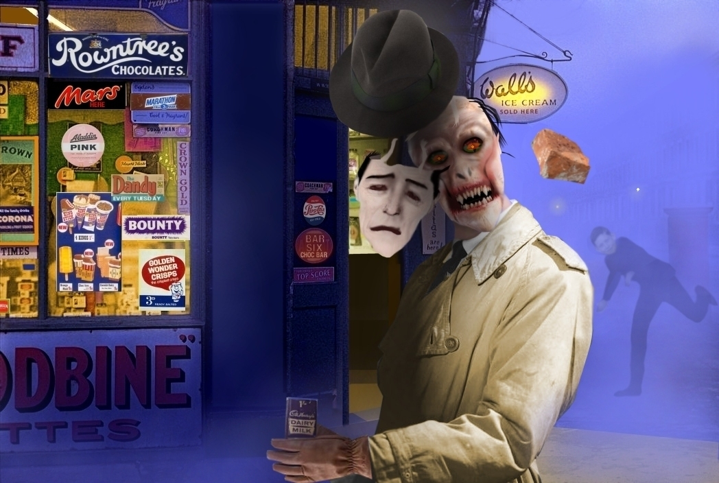 HAUNTED WIRRAL: Mr Sweets - Birkenhead's Bogeyman
