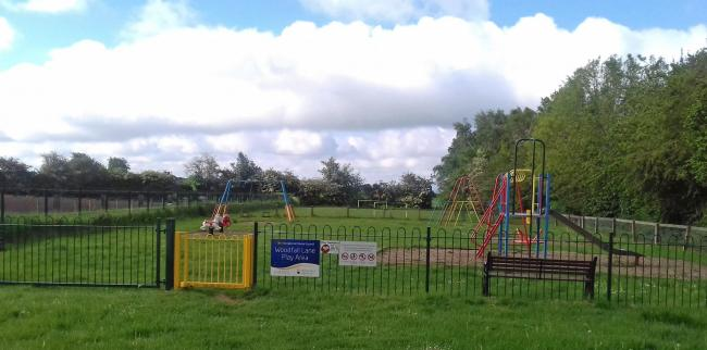 Woodfall Lane play area