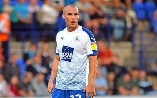 Tranmere Rovers have signed midfielder Luke McCullough until the end of the season. Picture: Tranmere Rovers
