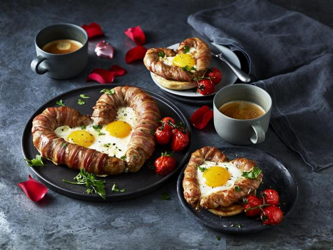 Marks and Spencer brings back the love sausage for Valentine's Day
