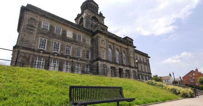 Wallasey Town Hall, where Wirral Council meets in normal times