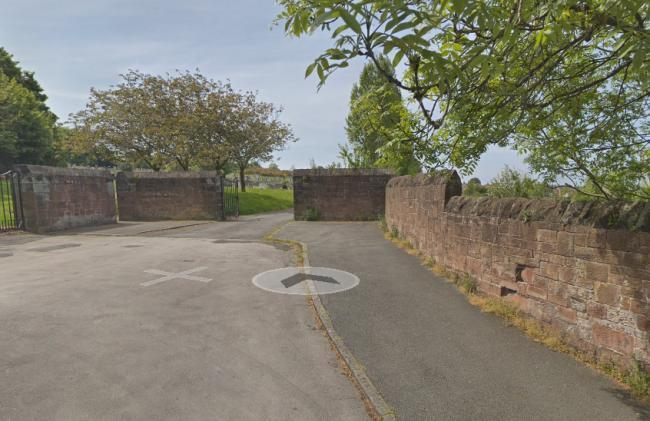 Grange Cemetery in West Kirby. Picture: Google Maps / Streetview