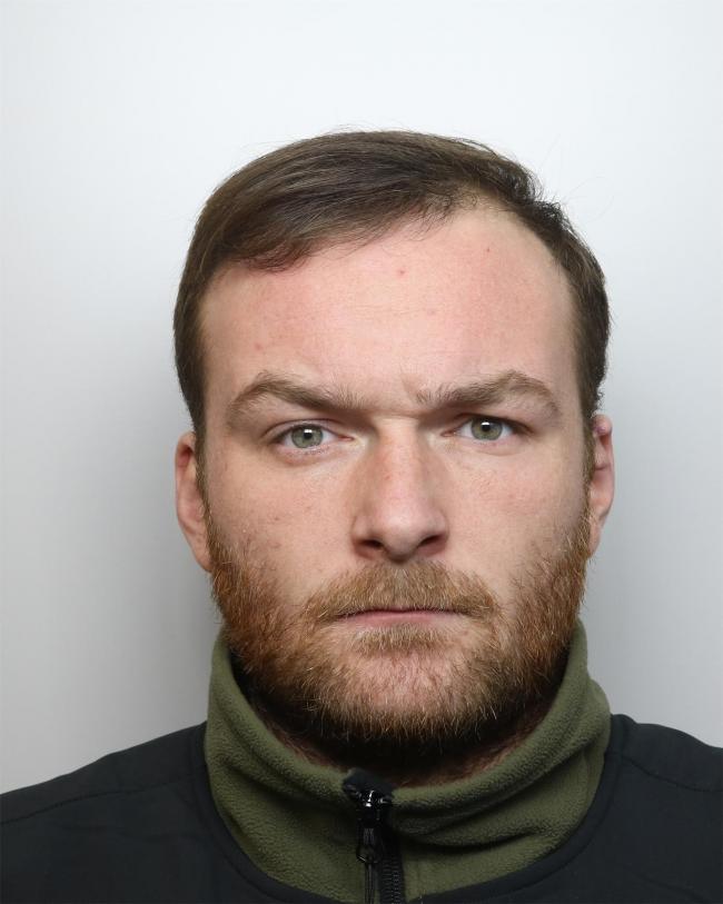 Wesley Sherlock has been sentenced for 12 years