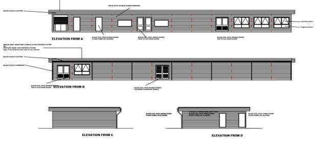 Wirral Globe: Plans for the new purpose-built pavilion