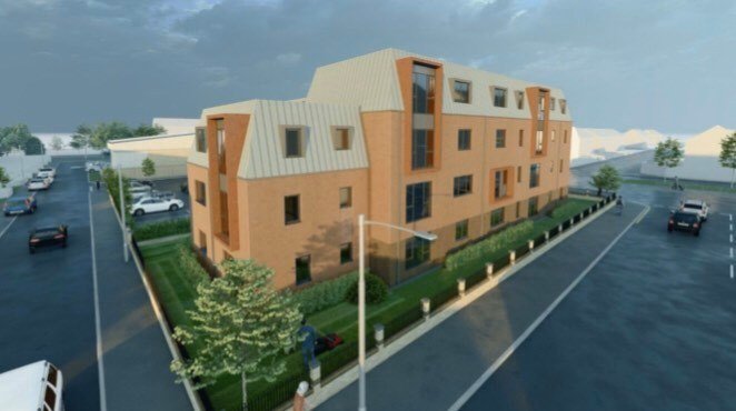 Plans revealed for new apartments in Birkenhead