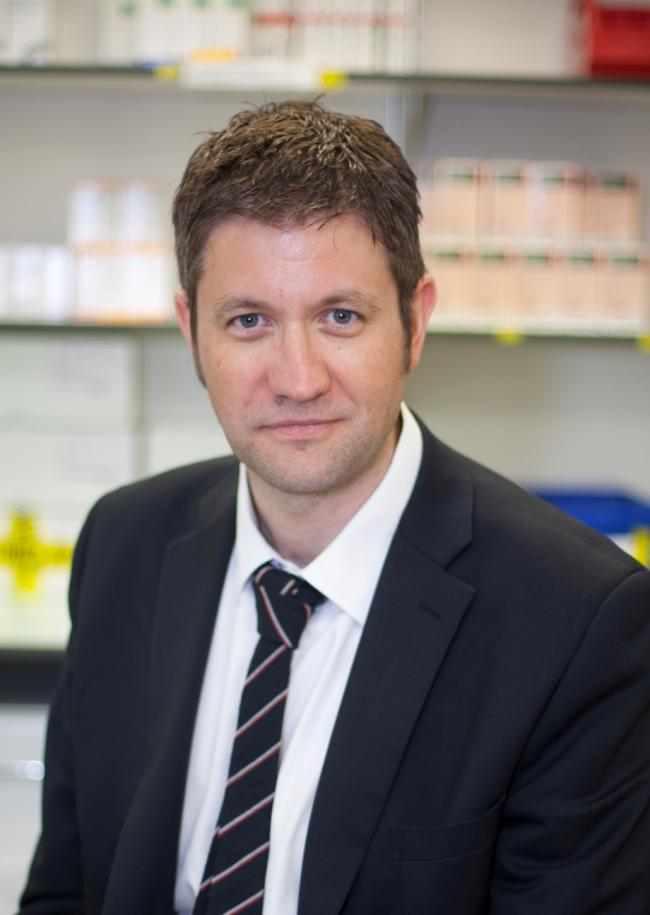 Professor Dan Palmer, consultant medical oncologist at Clatterbridge Cancer Centre and director of Liverpool's Experimental Cancer Medicines Centre