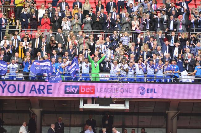 Tranmere's Wembley achievement has been wiped out in a vote by rival clubs. Photo: Tony Coombes