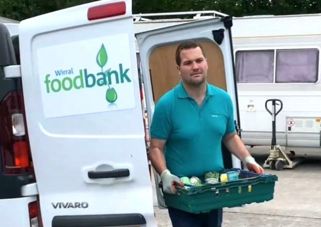 Wirral Foodbank needs you