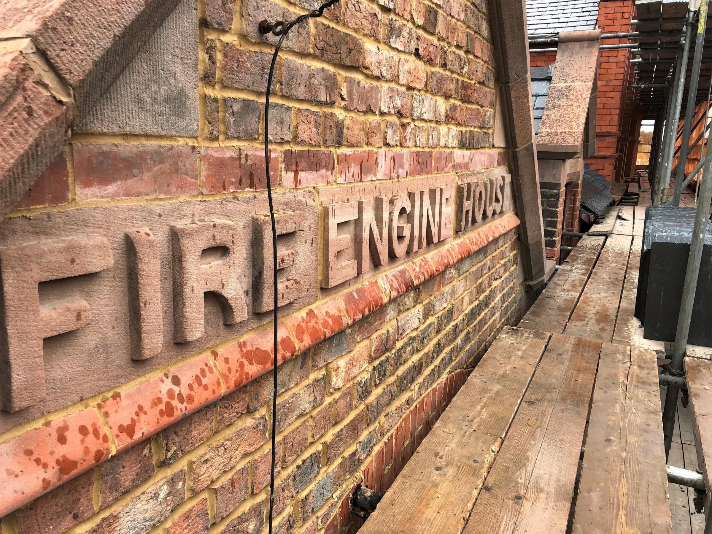 Watch: Building renovation reveals Victorian origins